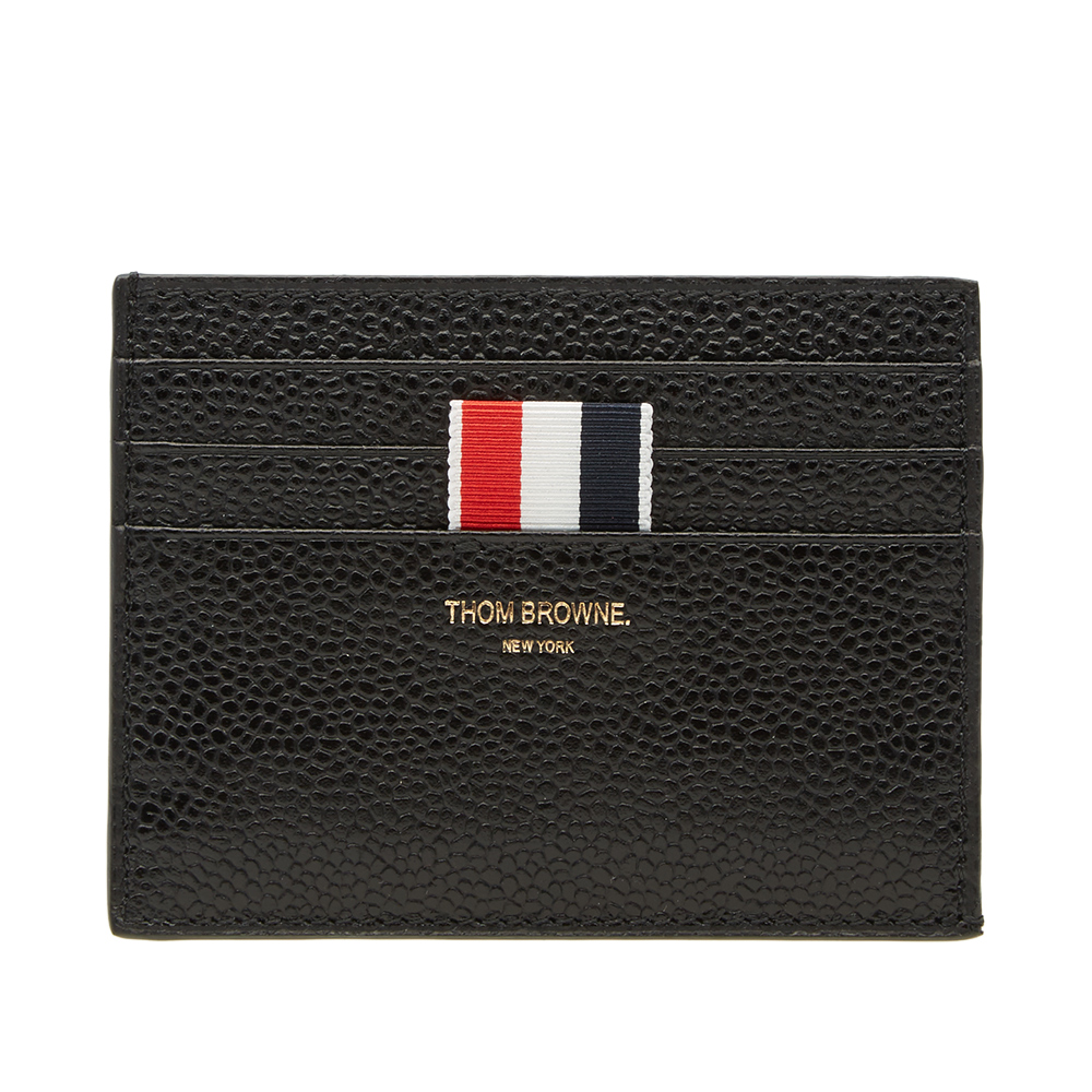 Photo: Thom Browne Note Compartment Card Holder