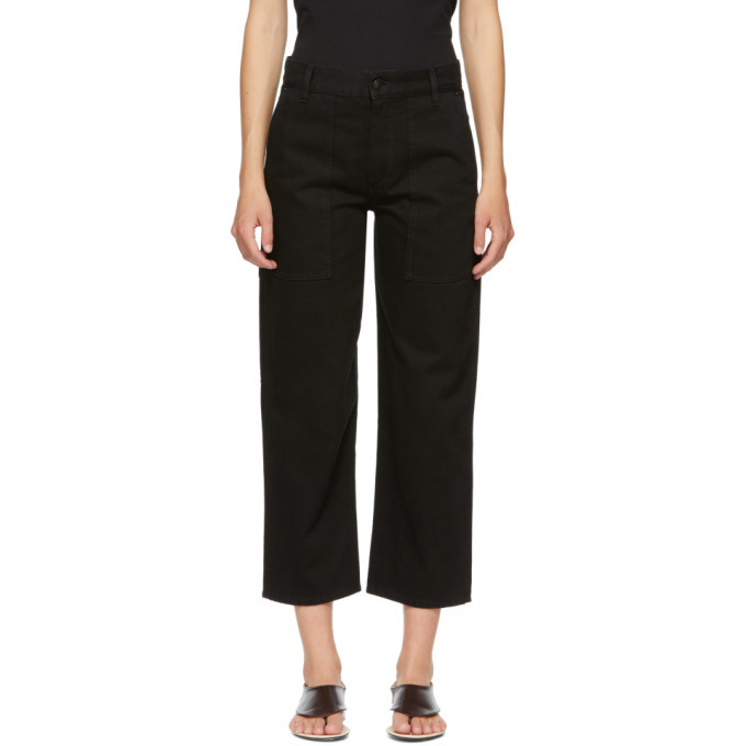 Photo: The Row Black Hester Jeans