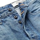 KAPITAL - Monkey Cisco Distressed Denim Jeans - Blue