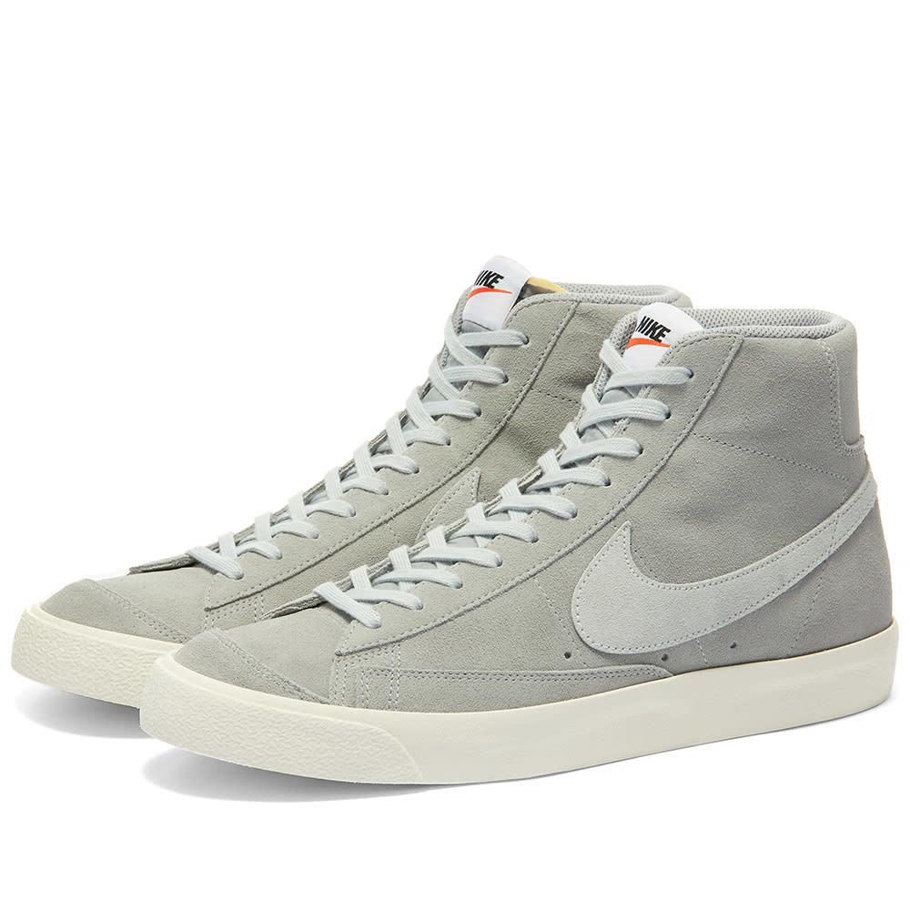 Photo: Nike Blazer Mid '77 Suede