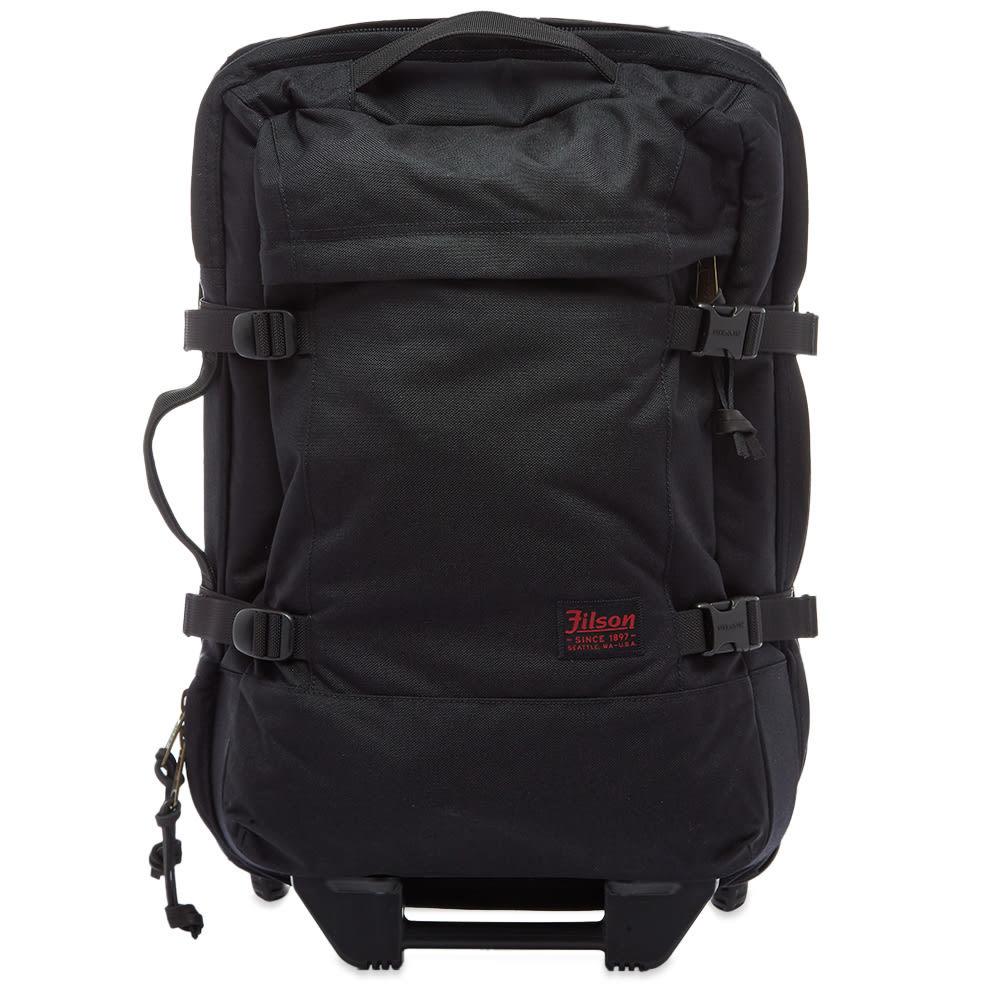 Photo: Filson Dryden 2-Wheel Carry On Bag