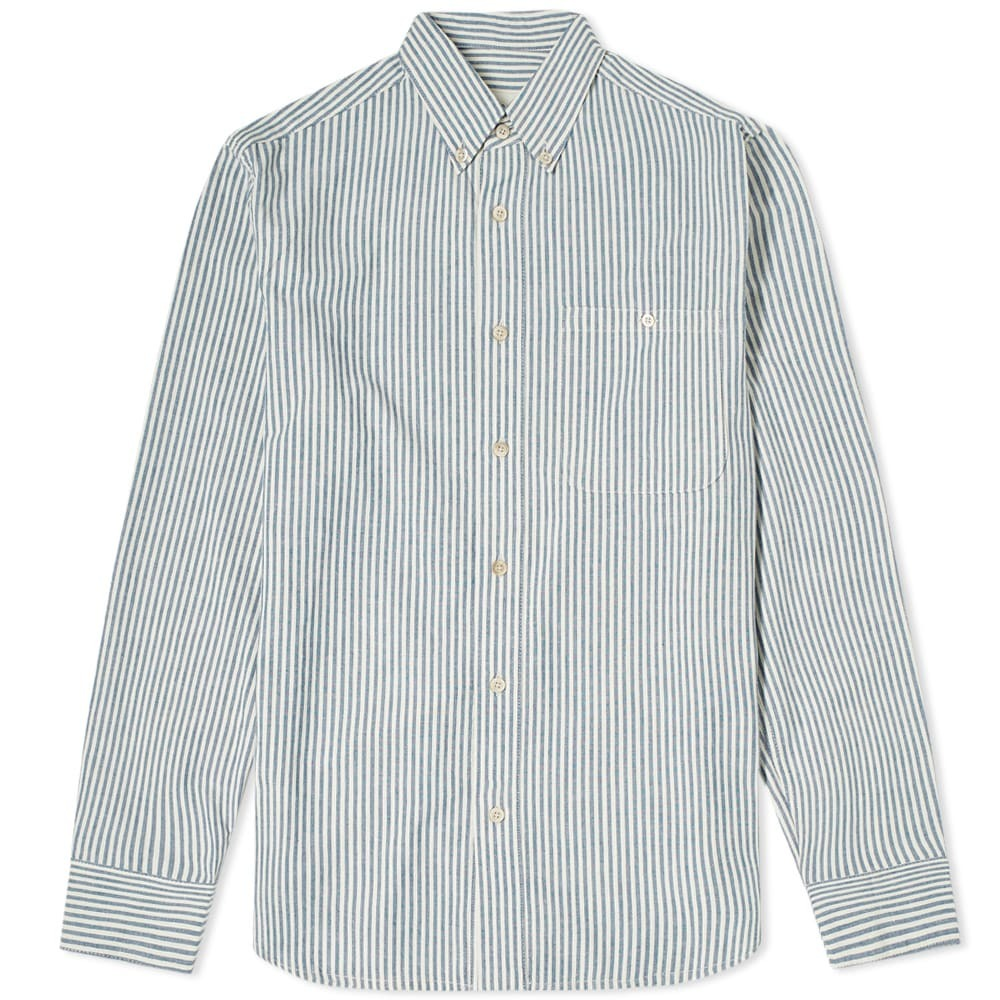 Photo: A Kind of Guise Button Down Stripe Shirt