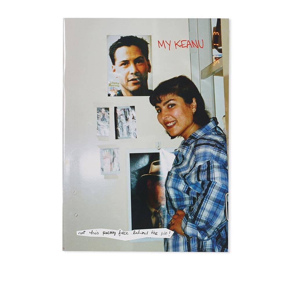Photo: IDEA My Keanu Fanzine