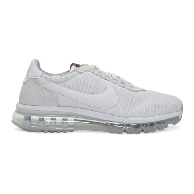 Photo: Nike Grey Air Max LD Zero Sneakers