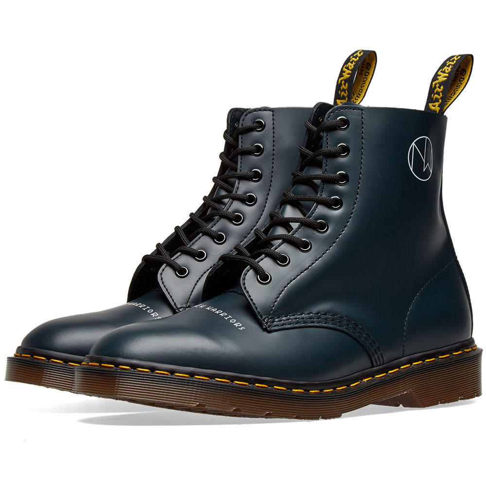 Photo: Dr. Martens x Undercover 1460 Boot Navy