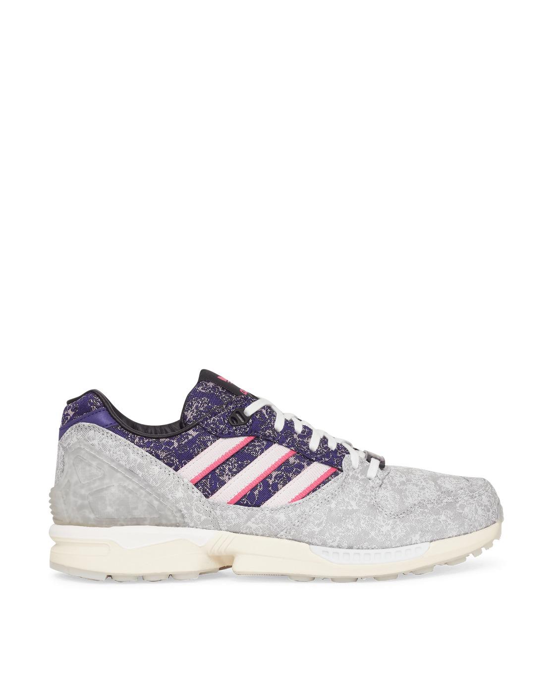 Adidas Originals Azx: V   Vieux Lyon Zx8000 Sneakers Silver Met/Pink