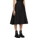 3.1 Phillip Lim Black Biker T-Shirt Dress