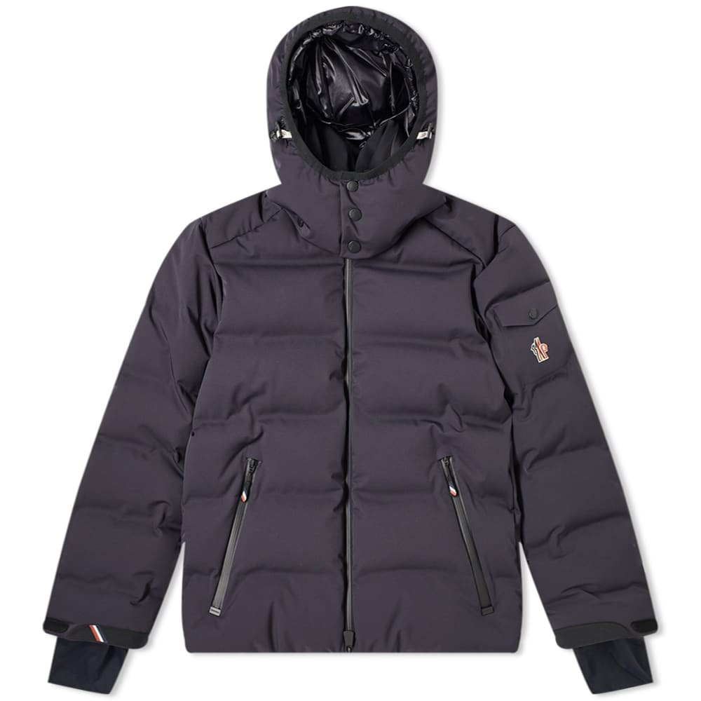 Photo: Moncler Grenoble Montgetech Hooded Down Jacket