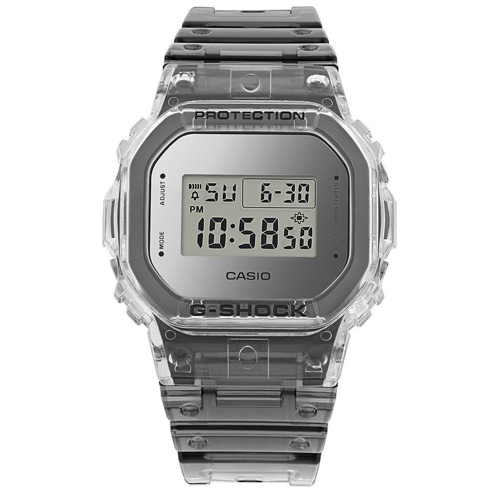Photo: Casio G-Shock DW-5600SK-1ER Skeleton Series Watch