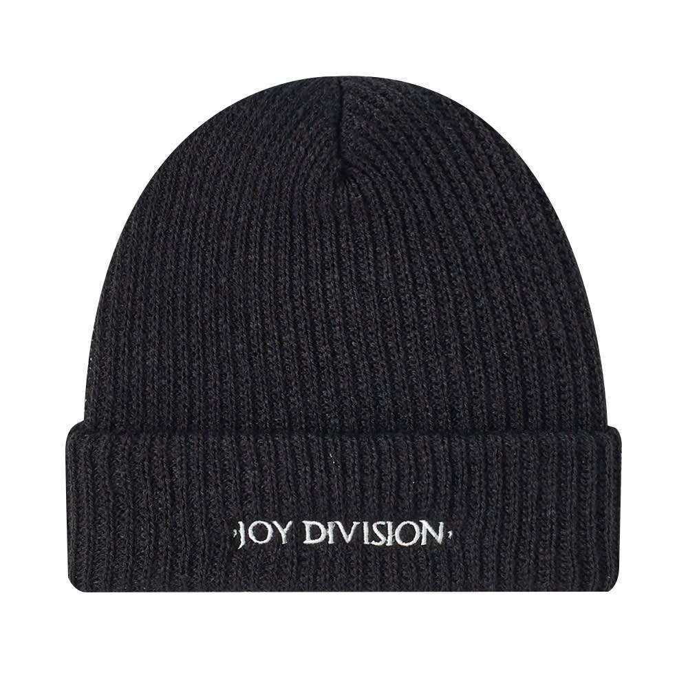 Photo: PLEASURES x Joy Division Logo Beanie