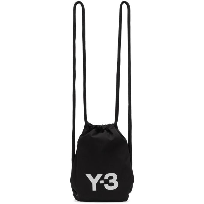 Photo: Y-3 Black Mini Gym Backpack