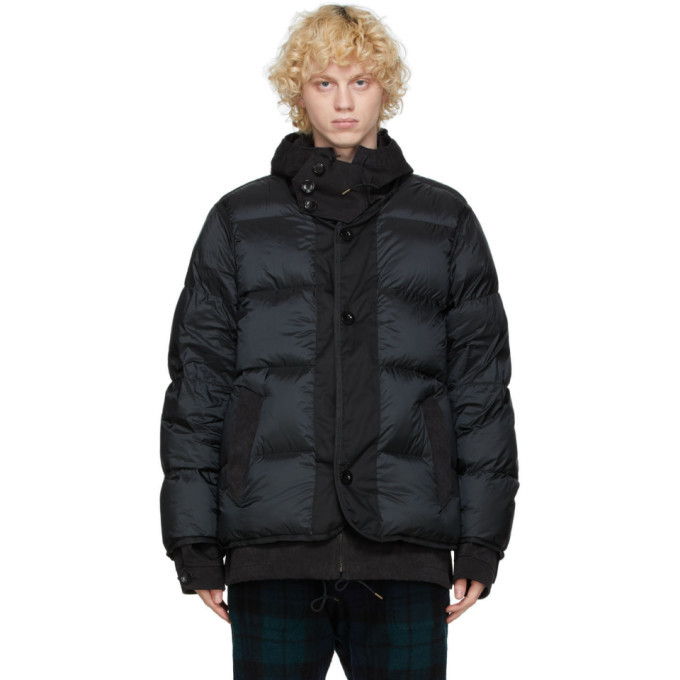 Photo: Sacai Black Ten C Edition Down Jacket