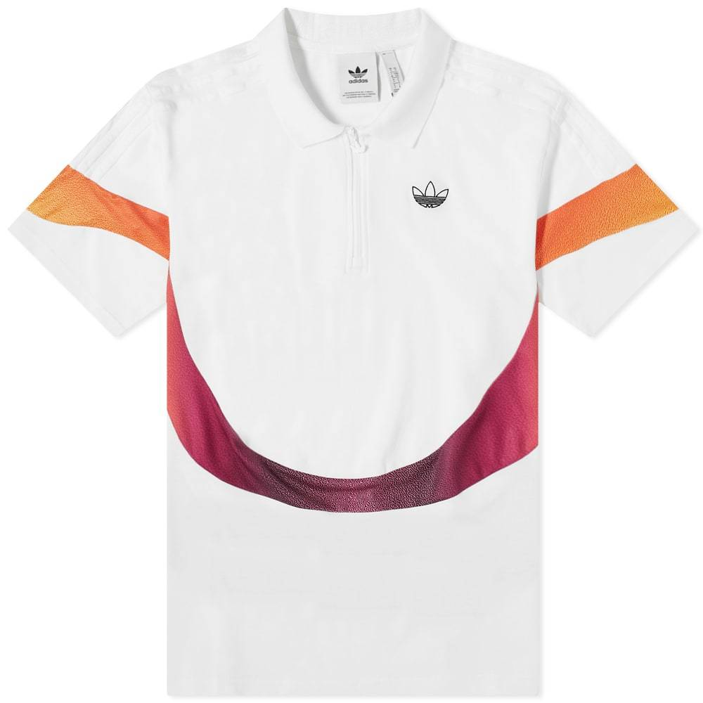 Photo: Adidas Spirit Polo Shirt