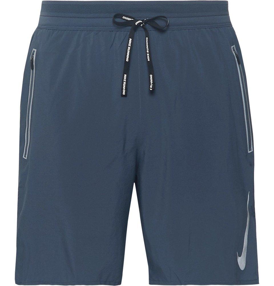 Nike Running - Flex Swift Dri-FIT Shorts - Men - Blue