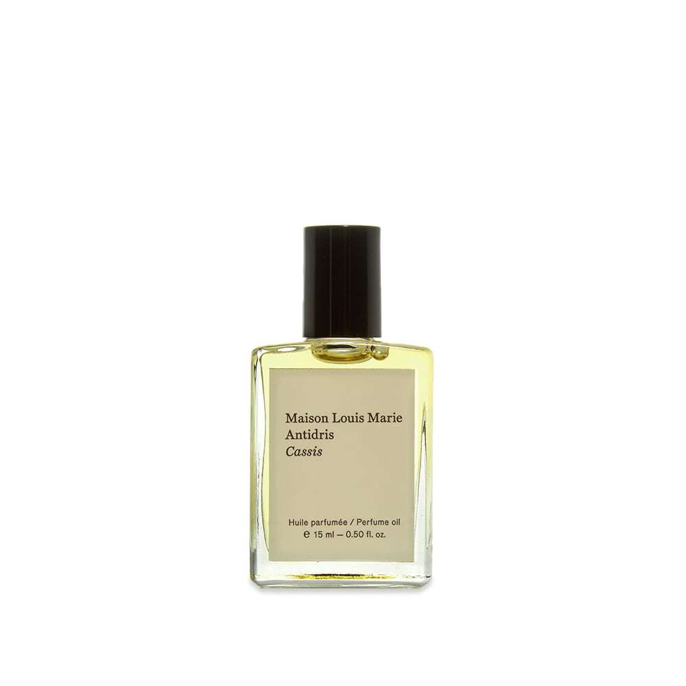 Photo: Maison Louis Marie Perfume Oil Antidris Cassis