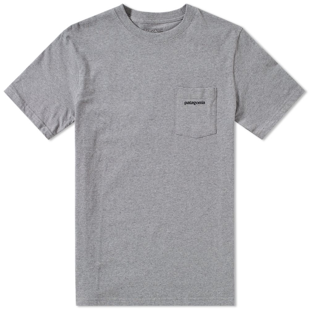 Photo: Patagonia P6 Logo Pocket Tee