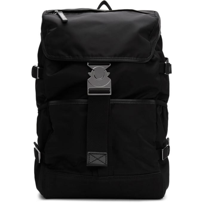 Photo: Moncler Black Rhone Backpack