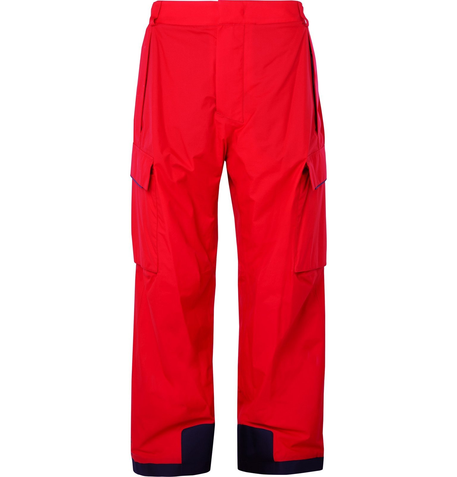 Photo: Moncler Grenoble - GORE-TEX Ski Trousers - Red