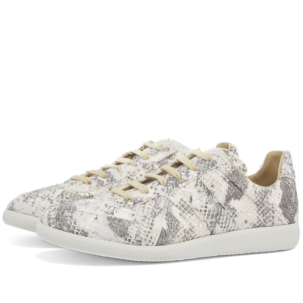 Photo: Maison Margiela 22 Snake Replica Sneaker