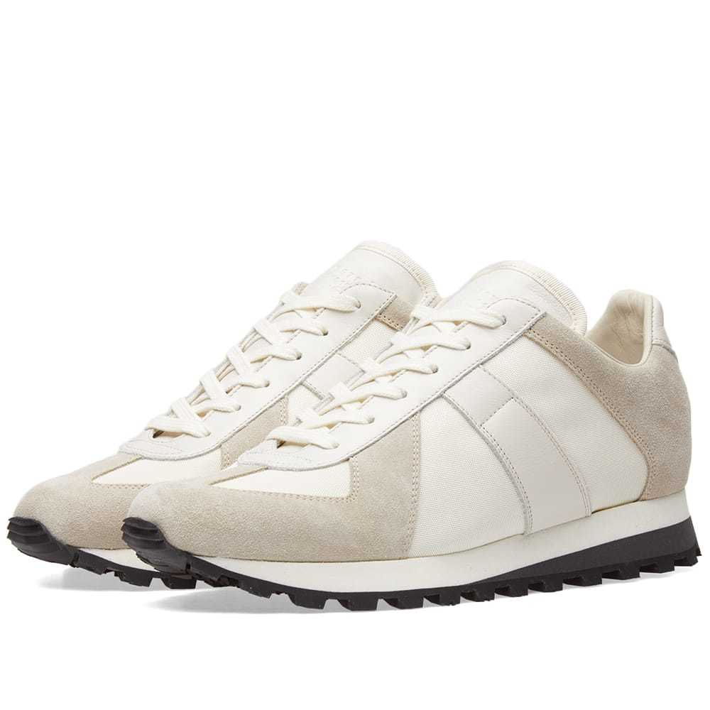 Photo: Maison Margiela 22 Retro Runner Sneaker White