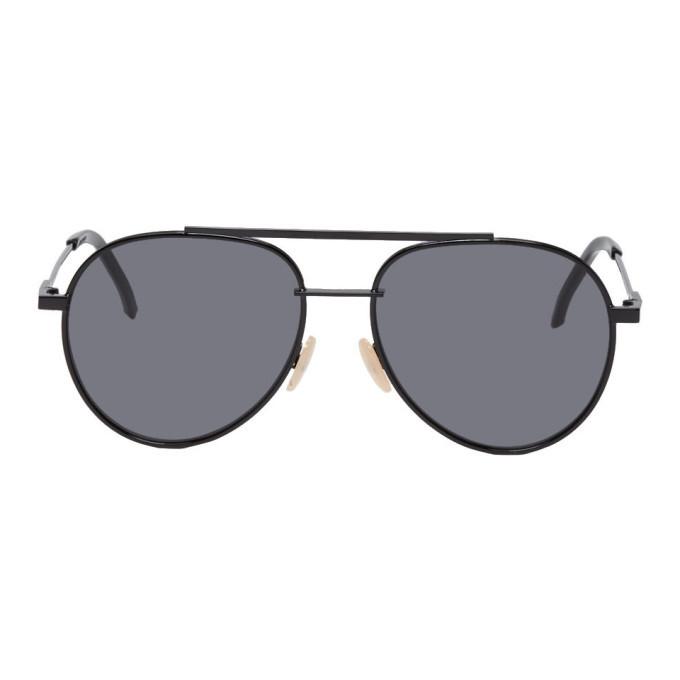 Photo: Fendi Black Forever Fendi 0222/S Sunglasses