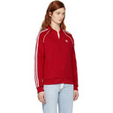 adidas Originals Red SST Track Jacket