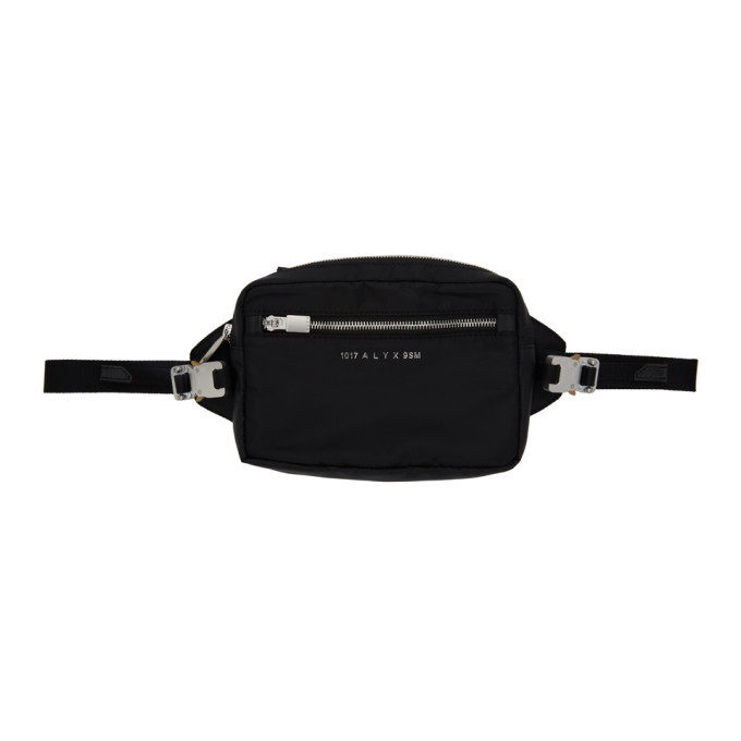 Photo: 1017 ALYX 9SM Black Re-Nylon Fuoripista Belt Bag