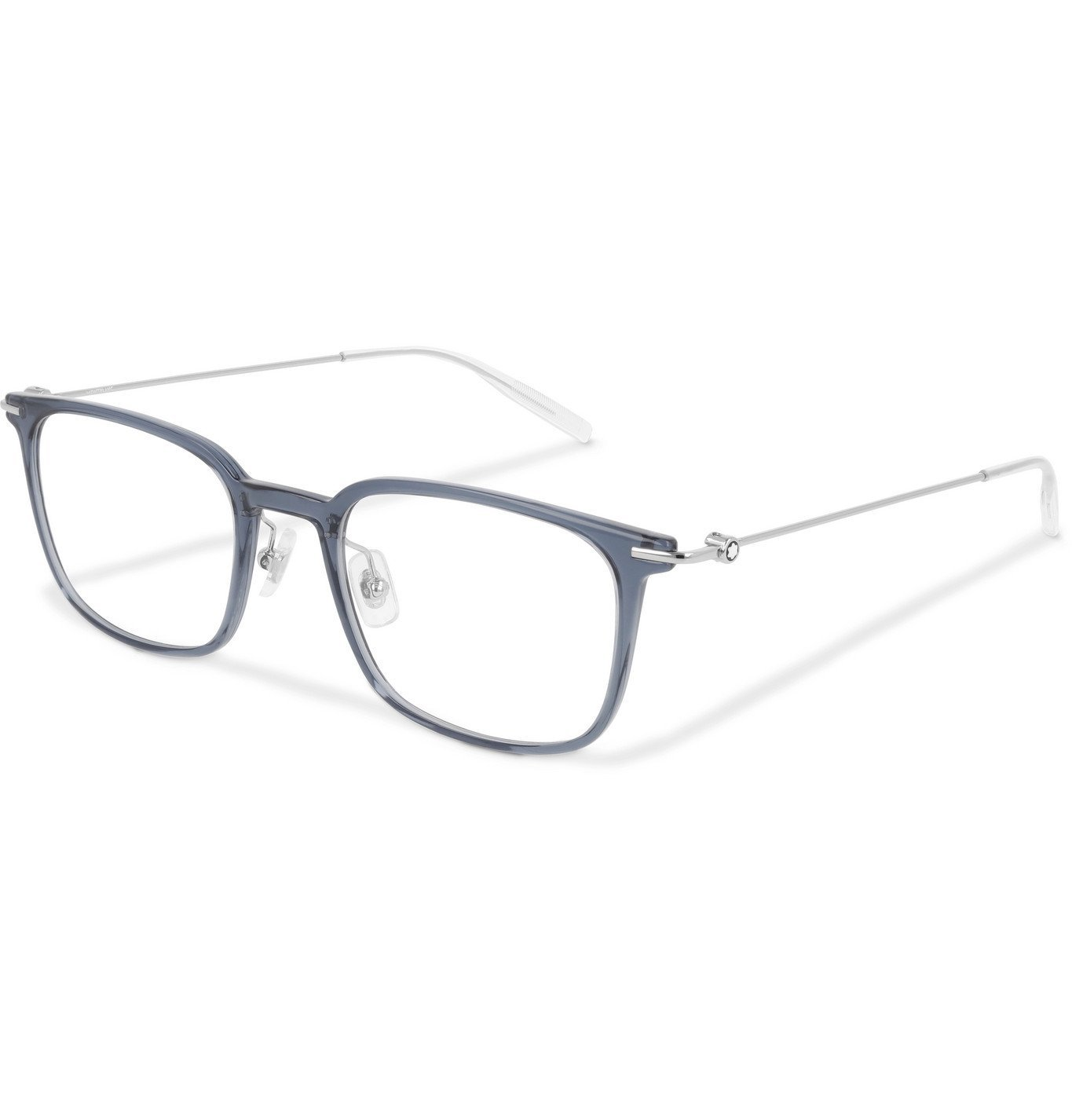 Photo: Montblanc - D-Frame Acetate Optical Glasses - Unknown