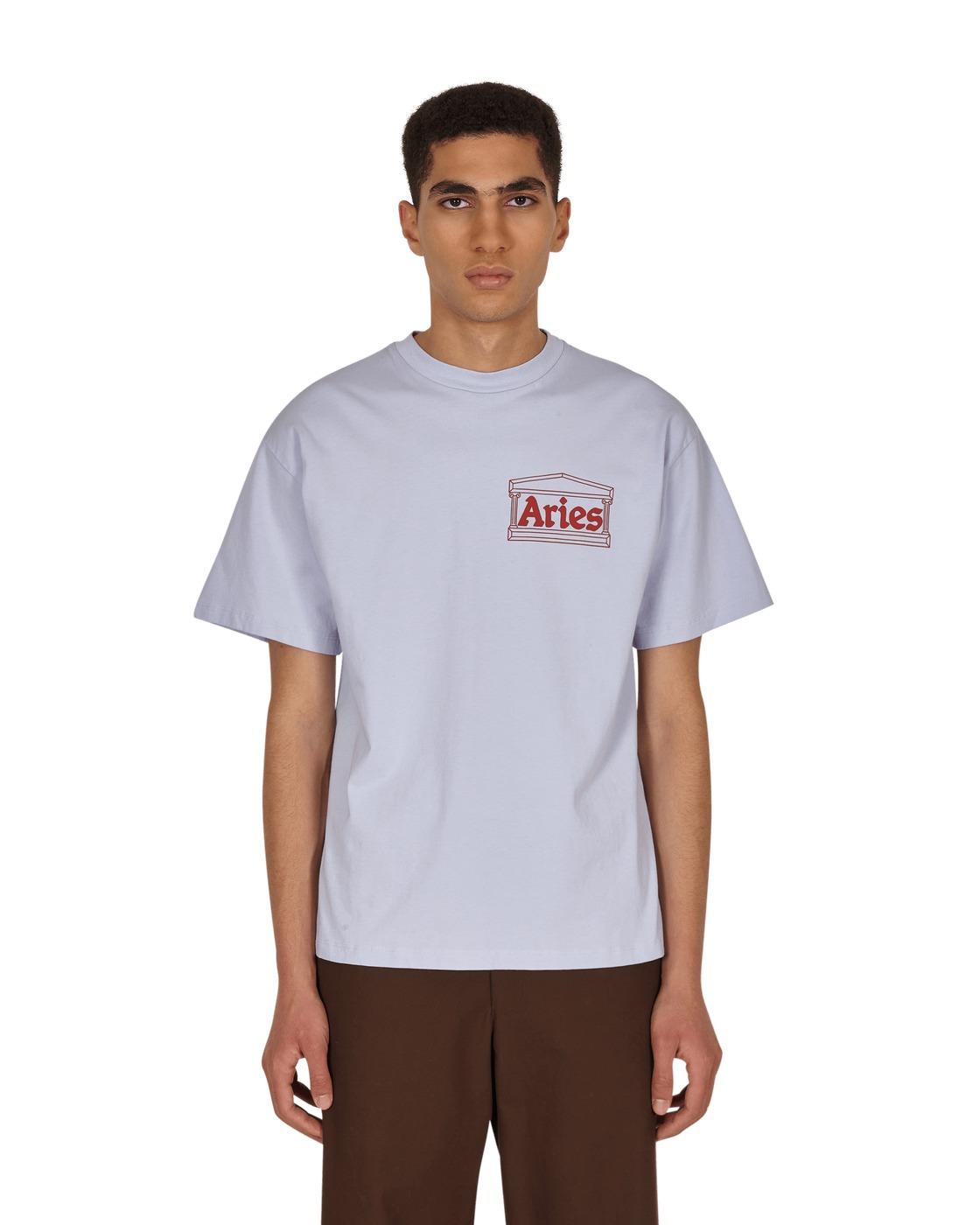 Photo: Aries Kebab T Shirt Lilac