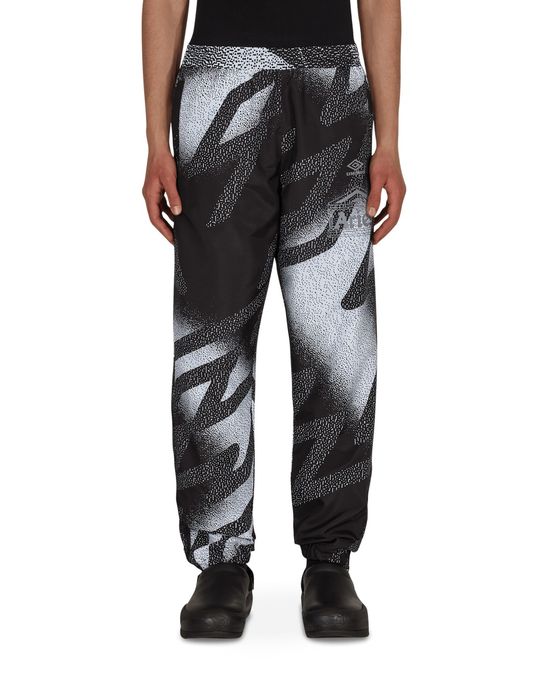 Aries Umbro Training Pants Black/White