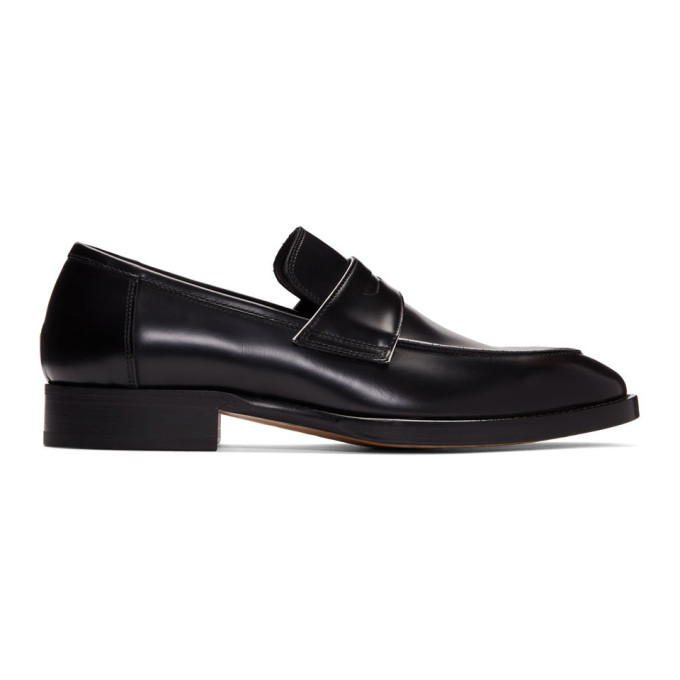 Photo: Paul Smith Black Ridley Loafers