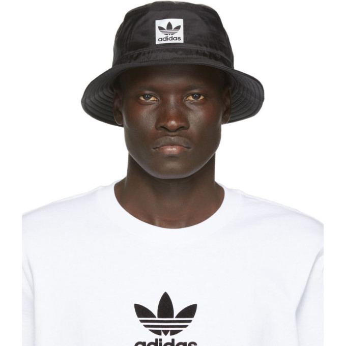 adidas Originals Black Night Bucket Hat