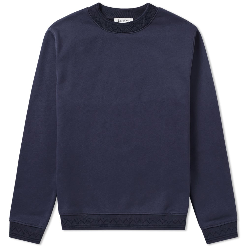 Photo: A.P.C. Louis W. Todd Crew Sweat