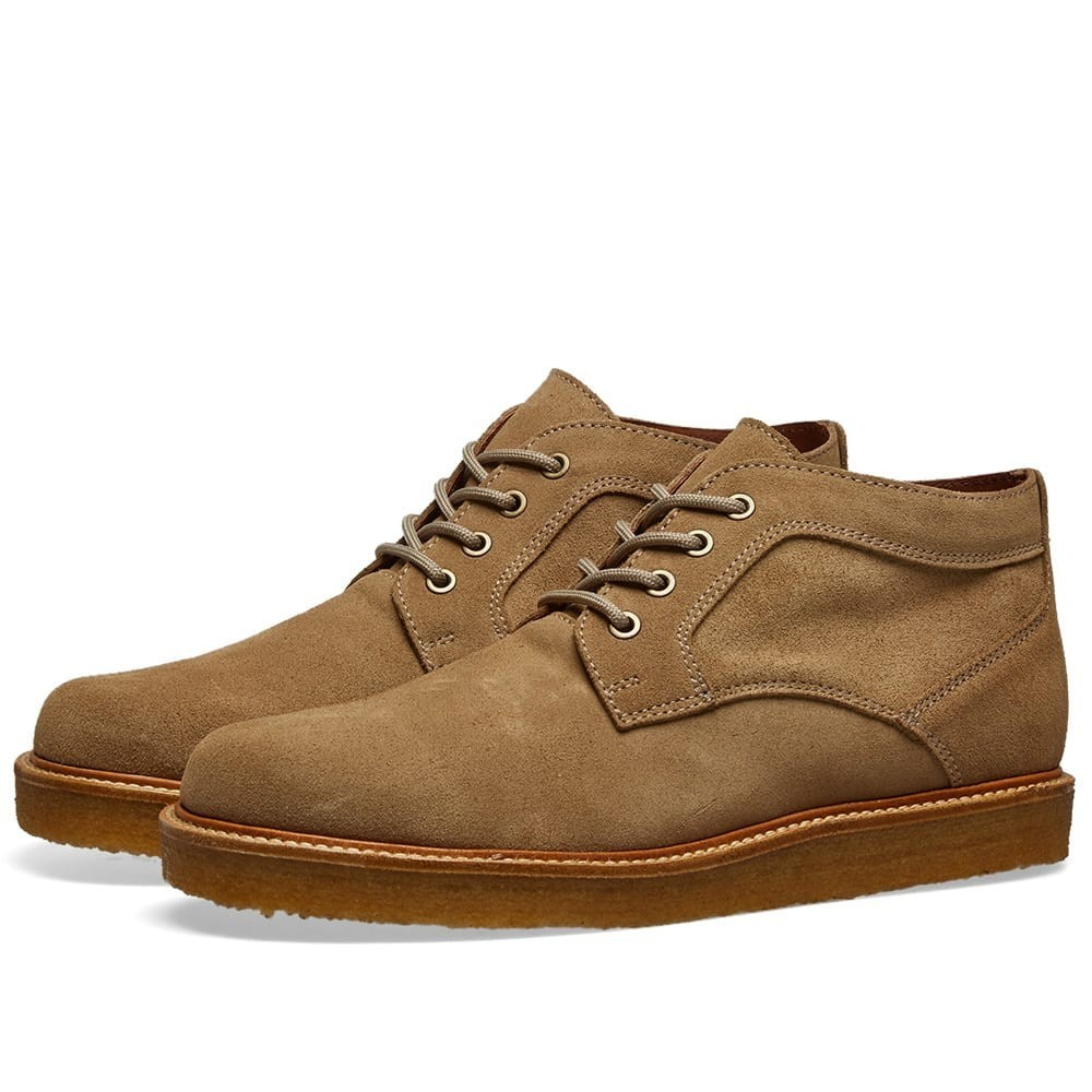 Photo: Wild Bunch Crepe Sole Classic Boot
