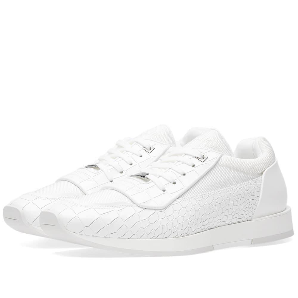 Jimmy Choo Jett Sneaker White Jimmy Choo