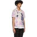EDEN power corp Purple Tie-Dye Field Shirt