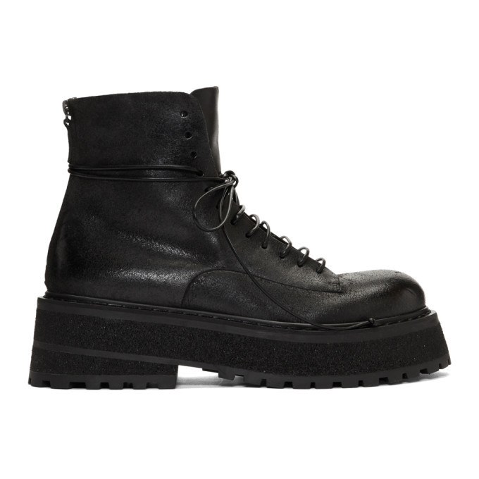 Photo: Marsell Black Carretta Boots
