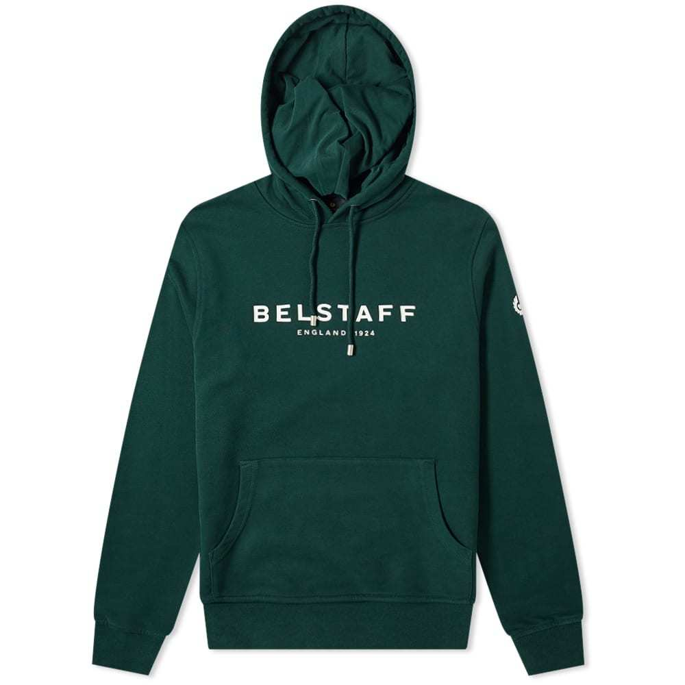 Photo: Belstaff 1924 Logo Popover Hoody