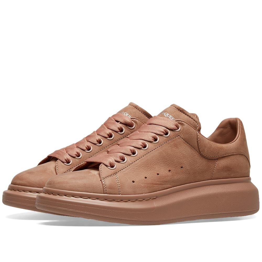 Photo: Alexander McQueen Nubuck Oversized Sneaker Pink