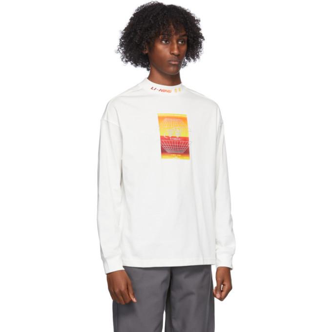 Li Ning Herren Julius T-Shirt