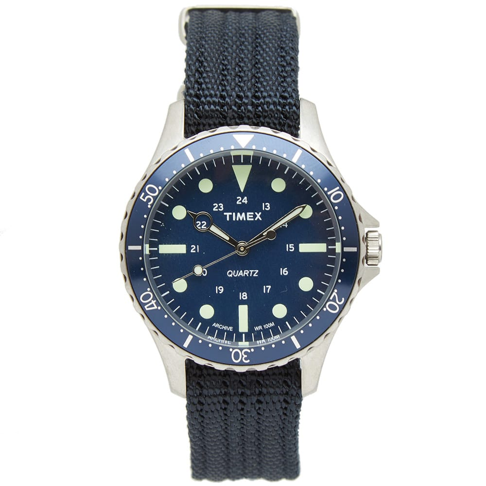 Photo: Timex Archive Navi Harbour Watch