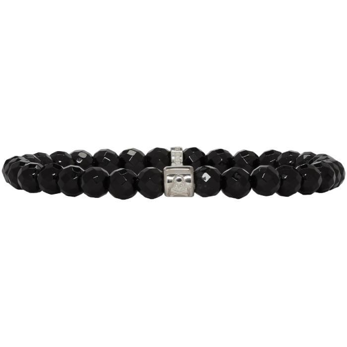 Photo: mastermind WORLD Black Onyx Bracelet