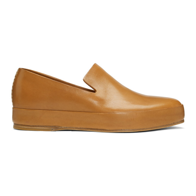 Photo: Feit Tan Hand Sewn Loafers