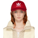 adidas Originals Red Trefoil Cap
