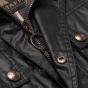 Belstaff - Racemaster Waxed-Cotton Jacket - Black