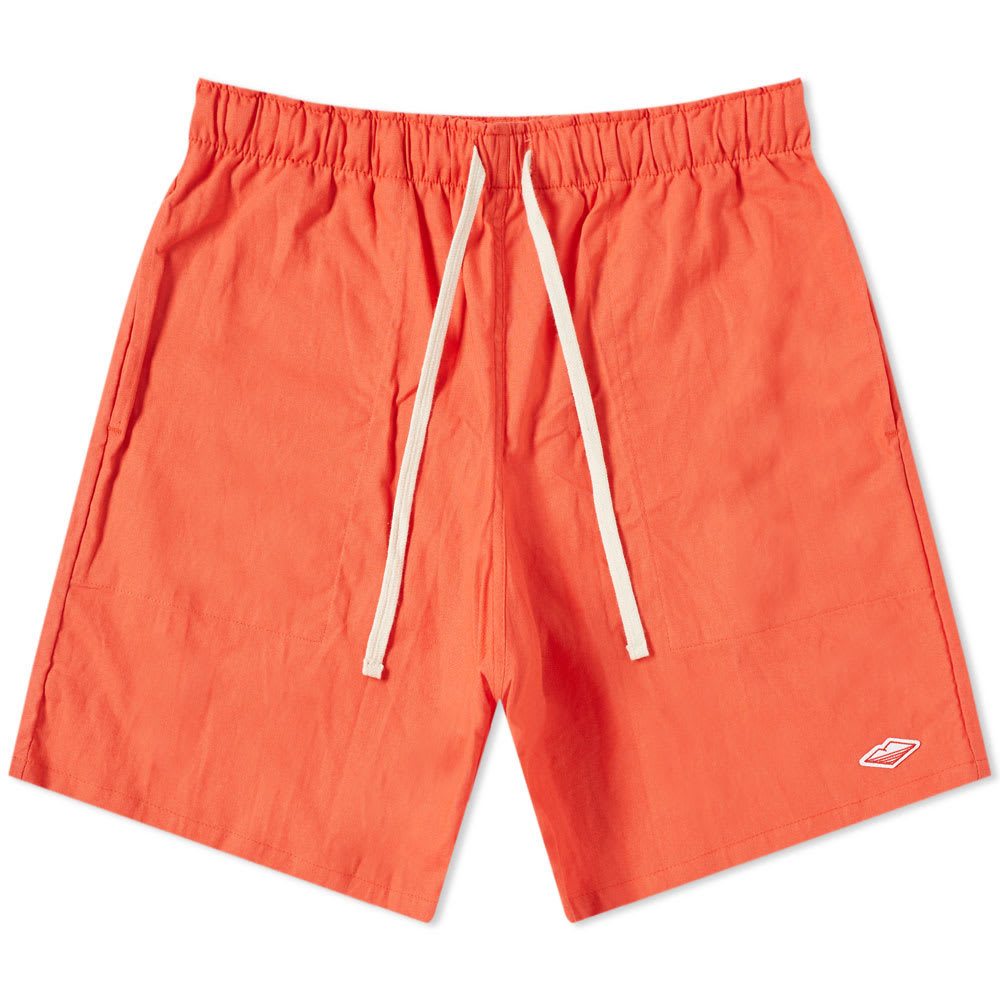 Photo: Battenwear Active Lazy Short Tomato