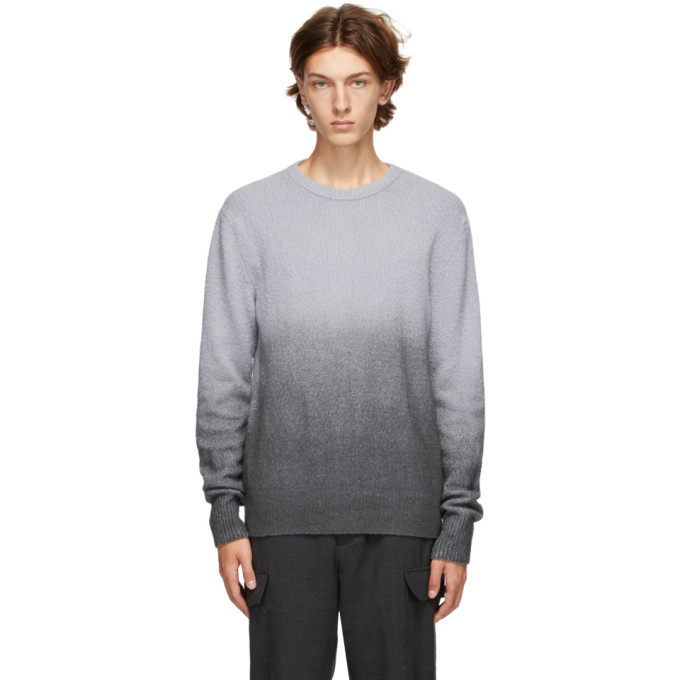 Photo: Officine Generale Grey Neils Sweater