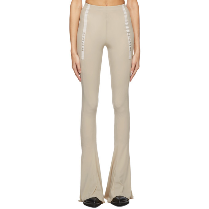 Photo: Charlotte Knowles Beige Ghater Trousers