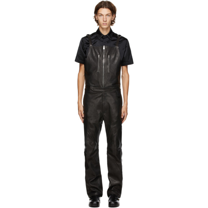 Photo: 1017 ALYX 9SM Black Fuoripista Overalls