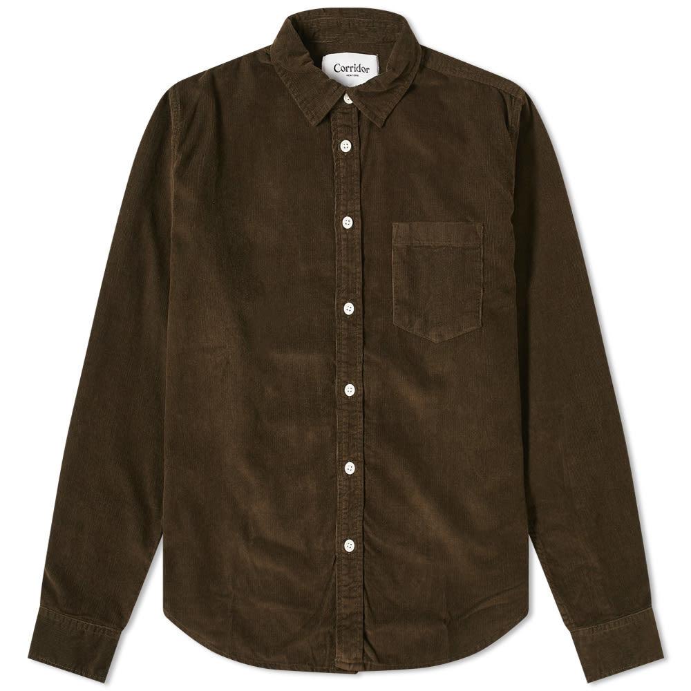 Corridor Cord Shirt